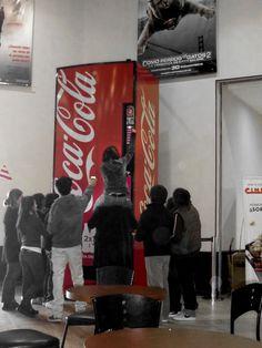 coca cola friendship machine - Google Search