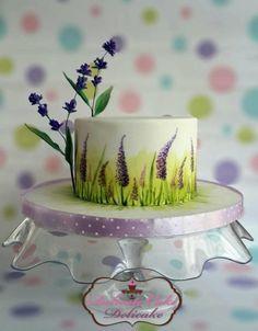 Sweet Lavender by Yomna Elazawy