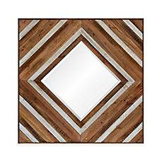 image of Ren-Wil Portale 40-Inch Square Mirror