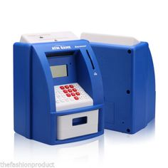 Mini kids atm machine #digital bank coin note money #counting #savings lcd displa, View more on the LINK: http://www.zeppy.io/product/gb/2/401045262526/