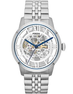 Fossil Townsman - Men Wrist Watch on YOOX. The best online selection of Wrist Watches Fossil. Stainless Steel Watch, Stainless Steel Bracelet, Fossil Watches For Men, Men's Watches, Wrist Watches, Luxury Watches, Festina, Skeleton Watches, Automatic Watches For Men