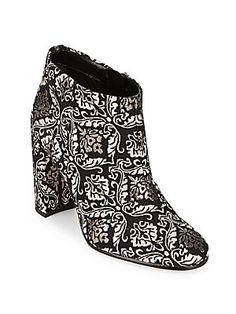 fc42ebd46 Sam Edelman - Cambell Floral Leather Booties