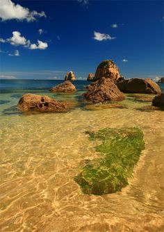 Algarve Coast, Portugal.   já só quero é praia!!