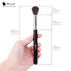 DUcare Pointillé Brosse Surligneurs Make Up Outil Souple Visage Maquillage Brosse Cosmétiques Kit