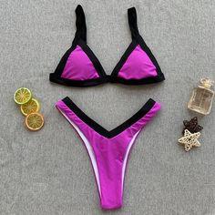4889315513d26b Bikinx High cut micro bikini set 2019 Triangle swimsuit push up swimwear  sexy bathing suit women biquini Brazilian thong bikini