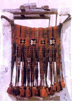 Sadu Bedouin Weaving Kuwait Alan Keohane Www Still
