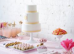 Wedding Table Decoration for Your Special Wedding Moment: Festive Wedding Dessert Table ~ urbanbedougirl.com Art