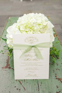 """<strong class='info-row'>Priscilla Thomas Photography</strong> <div class='info-row description'><html>  <head></head>  <body>    The invitation suite featured a mint green, gold and cream color scheme.  Ceremony Venue:   <a href=""""http://www.weddingwire.com/reviews/first-baptist-church-downtown-charleston/1156eaeb4a67b259.html"""" target=""""_blank"""">First Baptist Church</a>  Reception Venue:   <a href=""""http://www.weddingwire.com/biz/william-aiken-house-charleston/57d5728ed317be93...."""