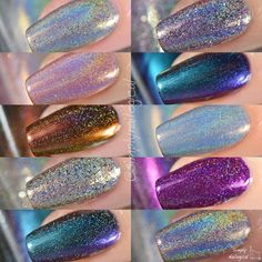 I Love Nail Polish 2015 Spring Collection by simplynailogical