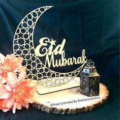 This Eid ornament is a lovely addition to every home this Eid. A lovely gift for a family or friend too and a great investment for Eid over the next few years.