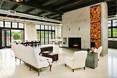 En Portland, Oregón, encontramos este loft de estilo industrial neoyorkino diseñado por Emerick Architects ,