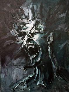 RAZVAN STANCIU-2016-Feelings15-acrylic on canvas 30x40cm