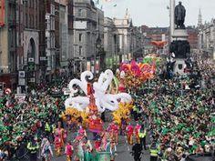 Dublin St Patrick's Parade 2013