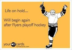 Let's go Flyers! #philadelphia flyers, #flyers, #hockey, #nhl