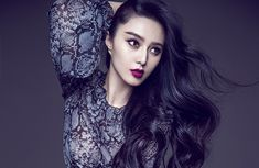 According to Forbes, Fan Bingbing is the fourth highest-paid actress in the world, beating out Hollywood leading ladies such as Jennifer Aniston and Sandra Bullock.