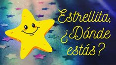 ⭐ Estrellita, ¿Dónde estás? Canción de Cuna / Canciones Infantiles con L... Blog, Ideas, Kuchen, Nursery Songs, Stars, Blogging, Thoughts