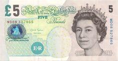 Motivseite: Geldschein-Europa-Westeuropa-Vereinigtes Königreich-England-Bank of-Pound-5.00-2012