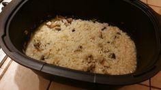 Risotto champignons tupperware
