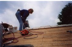 Printemps 2002, fin du travail social, début de ma carrière d'ouvrière :)