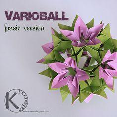 Schon vor einer ganzen Weile habe ich ein Modell von mir vorgestellt, das ich  Varioball  nannte. Grund für die Namensgebung war die ...