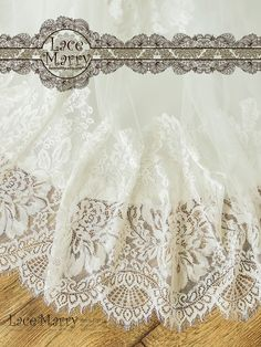 And bottom of the Skirt is Hemmed by Gorgeous Chantilly French Lace with Floral Pattern. The long removable sash from Tulle is Finishing the Bohemian Look! Bohemian Beach Wedding, Bohemian Look, Lace Wedding, Boho, Flower Applique, French Lace, Wedding Dress Styles, Coloring Books, At Least