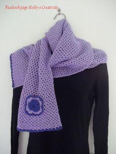 Una sciarpa