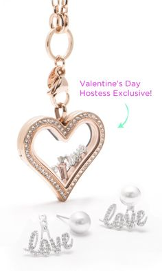 Origami Owl, January 2016 Valentine's Day Hostess Exclusive! Schedule your Jewelry Bar to earn this gift FREE: www.CharmingLocketsByAline.OrigamiOwl.com