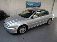 2008 *Jaguar* *X-Type* 3.0L AWD 4dr Sedan Heated Indoor Showroom WE FI