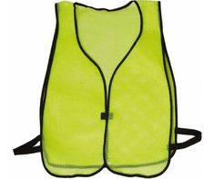 Objective Black Safety Vest High Visibility Breathable Mesh Pvc Tape Outdoor Clothes With Traditional Methods Safety Clothing Security & Protection