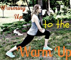 What Warm Ups Really Do
