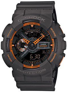 G-shock XL Worldtime Dark Grey -Limited Edition