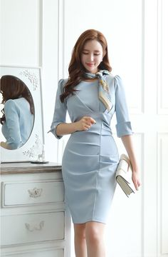Korean Women`s Fashion Shopping Mall, Styleonme. Looks Teen, Suits For Women, Clothes For Women, Style Casual, Office Fashion, Korean Women, Asian Fashion, Seoul, Asian Beauty