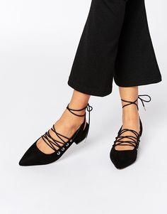 Image 1 - ASOS - SAGA - Chaussures à talons et bout pointu