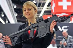 Risultati immagini per Kriss Vector XII Assault Shotgun