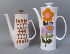 Vintage coffee pots!