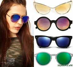 Sunglasses trends for 2014 | StyleSN