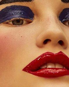 @ali__osk shot by @arsenyjabiev styled by @sveta_vashenyak makeup and hair by @tochilova