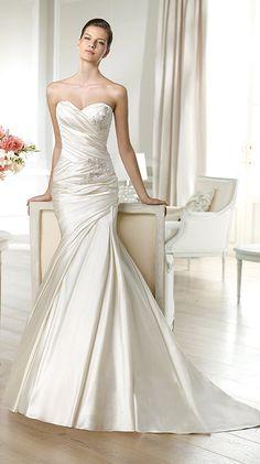 The white one wedding dresses uk
