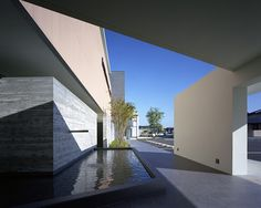 Matsuyama Architect and Associates -Kansuikouen Ladies Clinic