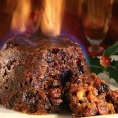 Traditional Irish Plum Pudding Recipe