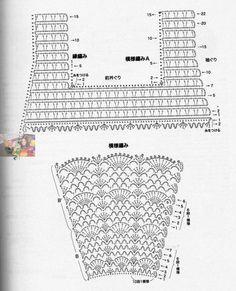 all free crochet, crochet baby dress, crochet dress, croch Crochet Baby Dress Pattern, Crochet Yoke, Crochet Fabric, Baby Girl Crochet, Crochet Baby Clothes, Crochet Diagram, Crochet Chart, Crochet Patterns, Dress Patterns
