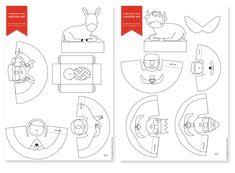 Marloes de Vries | blog: DIY: Make your own nativity set
