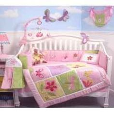 Are you looking for beautiful butterfly decor for your nursery? Little girls love butterflies and what better way to introduce them is with Pink...