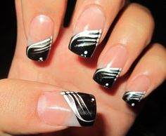 Best nail designs and tutorials for pretty, fashion nails. Fancy Nails, Diy Nails, Pretty Nails, Pedicure Designs, Manicure E Pedicure, Pedicure Ideas, Nail Ideas, Pedicures, Nail Designs Spring