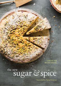 Samantha Seneviratne:  Crepe cake and pistachio cream. The New Sugar and Spice