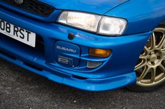 2000 Subaru Impreza P1 (Prodrive Limited Edition 830/1000) 2.0T 4WD 2DR…