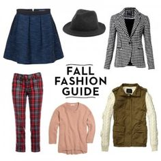 Fall fashion guide: 50+ cool-weather wardrobe essentials