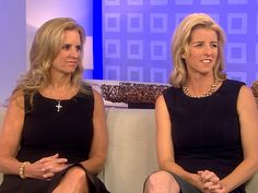 Sisters: Kerry Kennedy and Rory Kennedy
