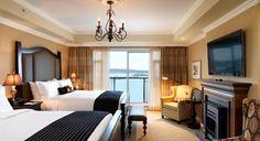 Victoria BC Accommodations, Oak Bay Beach Hotel