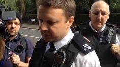 BREAKING : Muslims Intimidate UK Police On UK Soil !